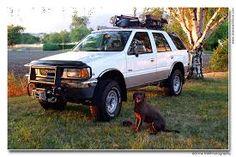 isuzu+rodeo+96+carriage - Google Search