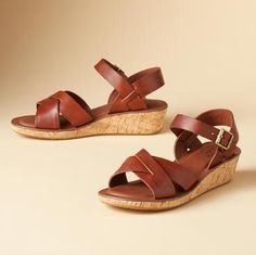 ORIGINAL KORK-EASE® SANDALS, 1-1/2 via SUndance $130