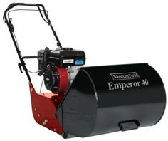 Mountfield Emperor 40 Self-Propelled Cylinder Lawn Mower