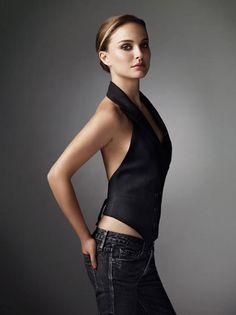 Natalie Portman - La Parisienne magazine