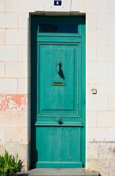 24 Of The Best Statement Doors Around the World  - Veranda.com