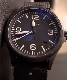 Sinn 656 Non-UTC very simple dial Men's Watches, Watches For Men, Sinn Watch, Omega Watch, Clock, Pure Products, My Style, Accessories, Jewelry