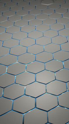 ⇜❊↠ 3D Hexagons