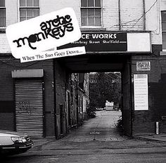 When the Sun Goes Down by Arctic Monkeys single cover