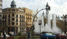 A 30 kilómetros por hora en el centro de Valencia - http://www.absolutvalencia.com/a-30-kilometros-por-hora-en-el-centro-de-valencia/