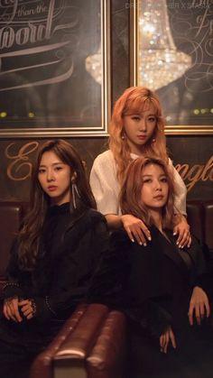Kpop Girl Groups, Korean Girl Groups, Kpop Girls, Dreamcatcher Wallpaper, Park Jimin Cute, Kpop Drawings, Pick One, K Idols, Pop Group