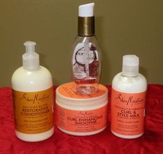 Curly Hair Products   Arteresa Lynn Personal Fashion Stylist in Long Beach and Los Angeles