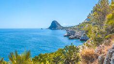 Sizilien - hier kann man die Seele baumeln lassen... Capo Zafferano bei Bagheria http://www.trip-tipp.com/sizilien/reise/urlaubsziele/bagheria.htm #sicily #sicilia #italien #italy #italia