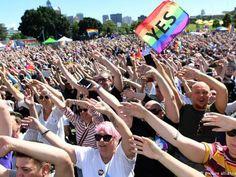 La ley de matrimonio igualitario queda fuera de las iglesias en Australia