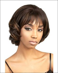 LFE-Star Lace Front Synthetic Wig by Motown Tress