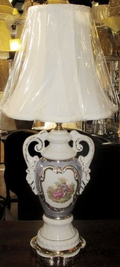 Table Lamps Drawing Room