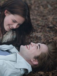 I took the What Movie Couple Are You and Your Boyfriend bella and edward <3