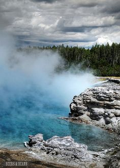 Photos of Yellowstone National Park and several other US National Parks! The National Parks are so stunning!