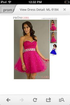 8th grade graduation dress soo cute