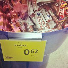 """""""Breaking: Alavuden ABC:lla Iso Pätkis 0,62€!"""""""