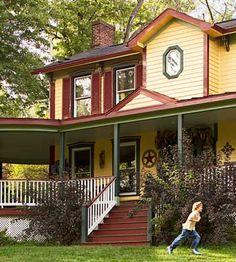 Pleasant Exterior Paint Color Ideas Exterior Color Scheme For 1892 Largest Home Design Picture Inspirations Pitcheantrous