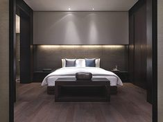 Luxury Puli Hotel and Spa in Shanghai designed by Layan Design group _