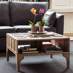 Walbrook Coffee Table from notonthehighstreet.com
