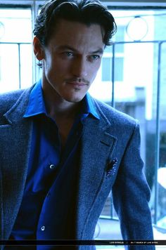 Luke Evans Picture | Photo session | Luke Evans Photoshoot #002 | Luke ...