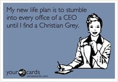 sounds like a great plan #50shades #christiangrey