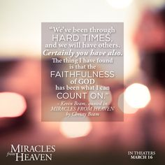 71 Best Miracles Images Heaven Movie Miracles From Heaven
