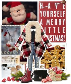 """""""Have Yourself A Merry Little Christmas..."""" by bamaannie ❤ liked on Polyvore"""