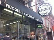 my favorite music store.shop music stores before there isn't even one left! Bleecker Street, Rare Vinyl Records, Music Store, My Favorite Music, Main Character, Places, Journey, Adventure, Cats