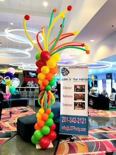 Did we get to meet you at the Mitzvah Showcase at the beautiful Meadowlands Racetrack this past Sunday? Did you get a free custom air-brushed hat or T-shirt from our fantastic artist Joey B.? Hope so! #balloons, #balloondecorating, #lotparty.com, #mitzvah, #MeadowlandsRacetrack