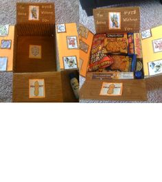Box 3: I'm nuts about you..   It has all different kinds of nuts, circus peanut candy, peanut butter cookies and crackers, peanut noodles, Peanut M, a payday, peanut butter fudge, basically anything with nuts..