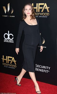 Bumping along just nicely! Pregnant Natalie Portman brought her fashion A-game in a seriou...
