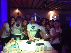 Red Bull Bar staff Challenge..... lo abbiamo peraonalizzato......