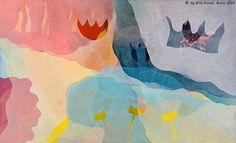 "Rainer Moerk, ""Taucher"", 2001"
