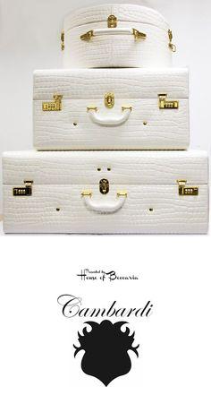 ~Cambardi Italian Couture Luggage   House of Beccaria