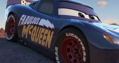 Awesome Look. Lightning reborn as Fabulous. Disney Cars Movie, Disney Cars Party, Car Party, Cars 3 Characters, Disney Cars Wallpaper, Hudson Hornet, Ever After Dolls, Lightning Mcqueen, Train Car