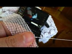 Bebek yastığı file yapımını gösteren video - YouTube