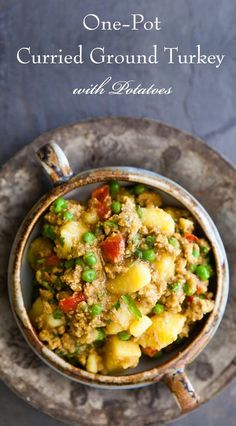 One-pot Curried Turk