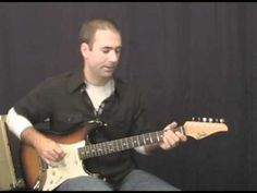 Blues Guitar Lesson - Playing On The Porch Part I - YouTube