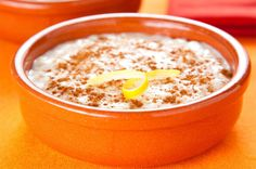 Oats pudding - Halfway between a healthy breakfast bowl and a humble homemade dessert