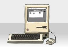 Lámina impresa 21x30 cm Enmarcada #apple #mac