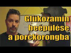 Glükozamin beépülése a porckorongba - YouTube Arthritis, Health, Youtube, Health Care, Youtubers, Youtube Movies, Salud