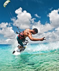 Kiteboard-wanna learn how to master this