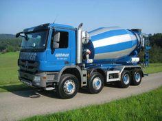 Mercedes-Benz Actros 3246-B Types Of Concrete, Concrete Mixers, Pedal Cars, Bump, Mercedes Benz, Vans, Trucks, Construction, Vehicles