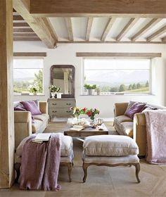 Un caserón en el valle, tributo al pasado · ElMueble.com · Casas