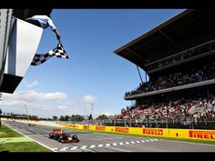 GP Barcelona on the 15th of May 2016. Just 2 meters before Max Verstappen wins his first Grand prix Formule 1, becoming the youngest driver to become first in a grand prix and being the first Dutch driver ever to win a Formule  1 race. By doing that Max Verstappen became the best racing driver in Dutch history only still being 18 years old.