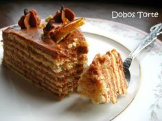 dobos tota recepies | dobos torte ah finally i baked my first dobos torte after so many ...