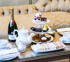 London's Top Ten Best Places For Afternoon Tea - The City's Top Scones, Finger Sandwiches And Teas