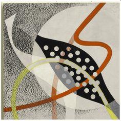 László Moholy-Nagy, CH Beata, oil on canvas,1939.