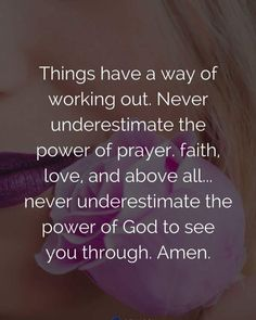 He has seen me through a lot of battles and I am thankful for Him each day! Thank you God for saving me! Faith Quotes, Bible Quotes, Qoutes, Spiritual Quotes, Positive Quotes, Faith Hope Love, Power Of Prayer, Inspirational Message, Spiritual Inspiration