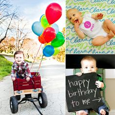10 pictures to take on babys 1st birthday tcumama