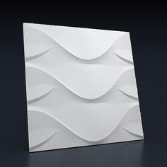 Формы для 3D панелей из АБС пластика для бетона и гипса от компании Формако